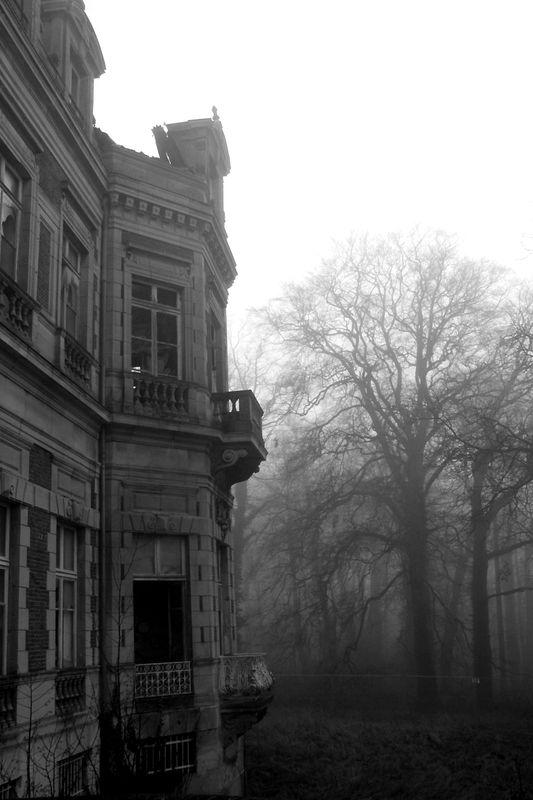 Chateau abandonné Brume_7550