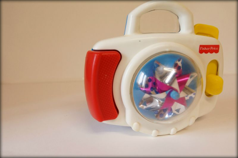 Appareil photo Fisher Price 1