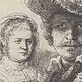 'best-of-the-best' prints by rembrandt displayed together for first time at lady lever