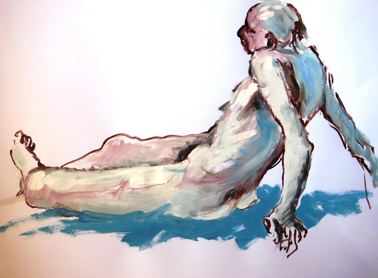 tableaux de nus atelier de dessin et peinture (10)