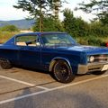 Chrysler 300 hardtop coupe de 1967 (Rencard du Burger King juillet 2010) 01