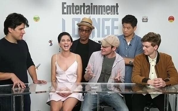 Scorch Trials Comic Con 2015 01