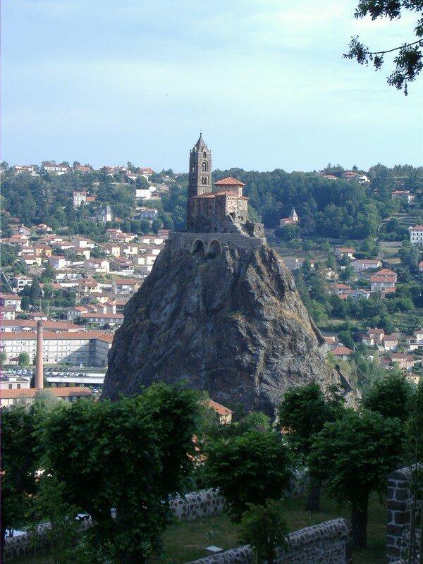 Rocher Saint-Michel d'Aiguilhe