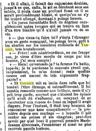 Légende bretonne Yannick Kevelec 1905_5
