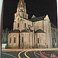 Brive église St Martin datée 1977