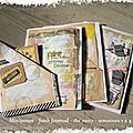 Junk journal versions 4 et 5