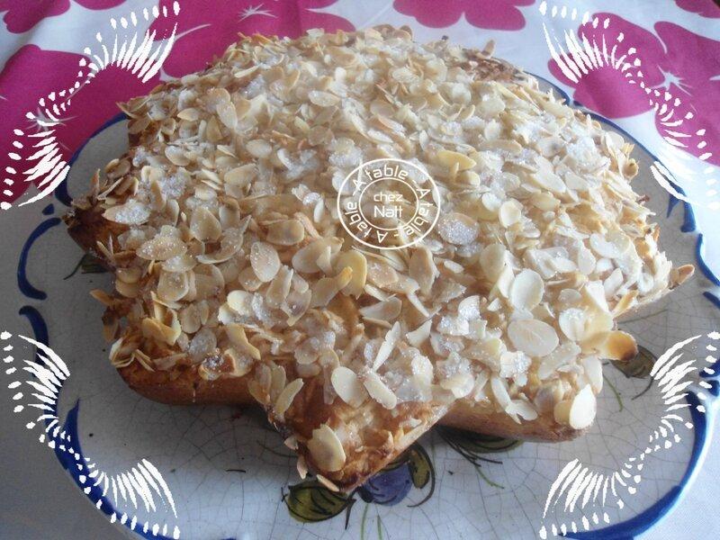 Gâteau aux pommes plus que moelleux
