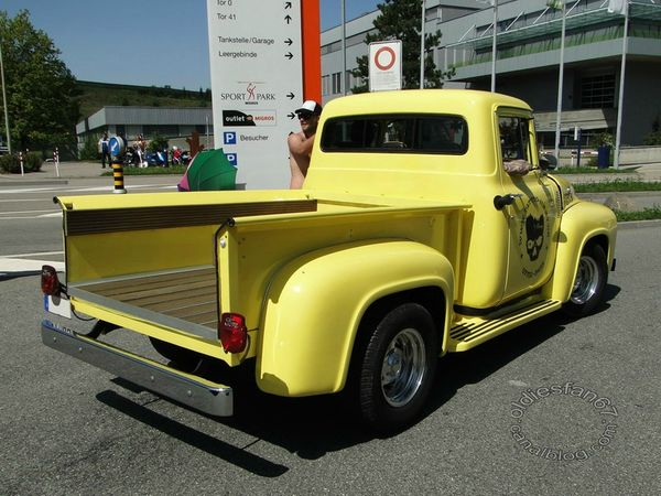 ford f100 1956 4