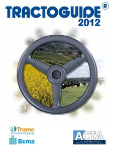 couverture tracto guide 2012