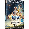 Sortie dvd : astérix : le secret de la potion magique