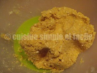 cookies flocons d'avoine 01