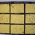 Gravures africaines