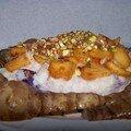 L'assiette de beetlejuice (recette d'outre-tombe)