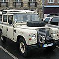 Land rover 109 sw série iii (1971-1985)