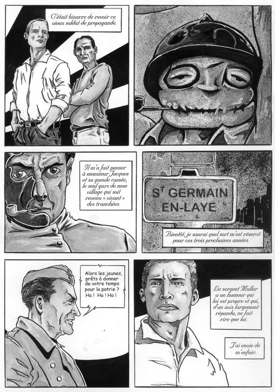 I was a soldier - Planche 2