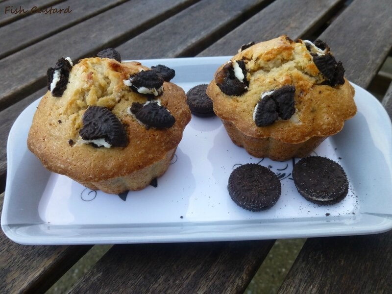 Muffins aux Oreo (2)