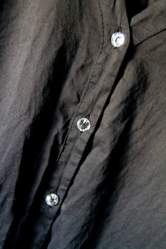 chemise noire 7