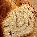 Cake a la ricotta & tourbillon de confiture