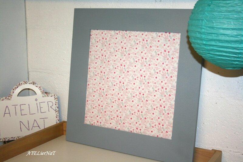 Tableaux tissu6