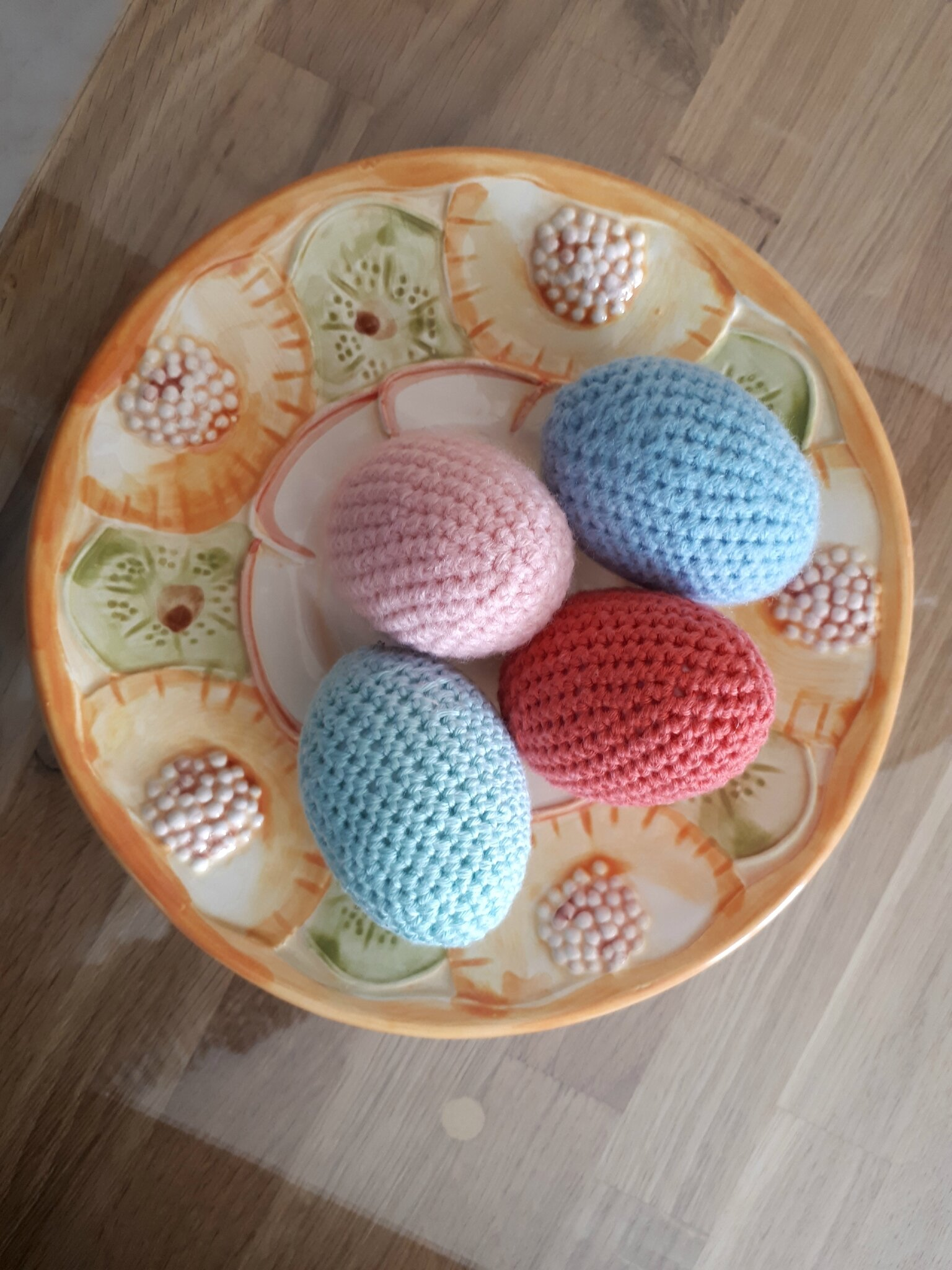 Oeufs au crochet Mollie Makes