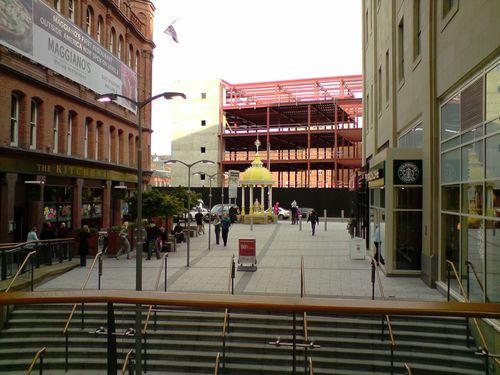 Autre entrée de Victoria Square
