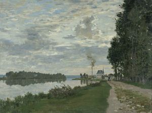 Promenade d'Argenteuil 1872
