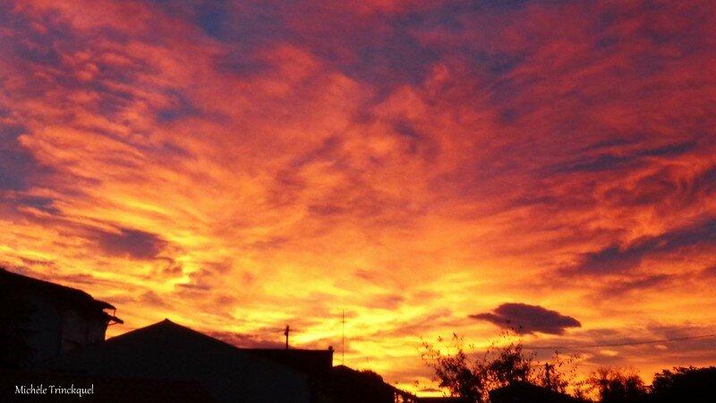 Lever de soleil 231016