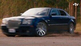 la Bentley de Barton