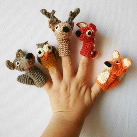 animaux de la forêt1