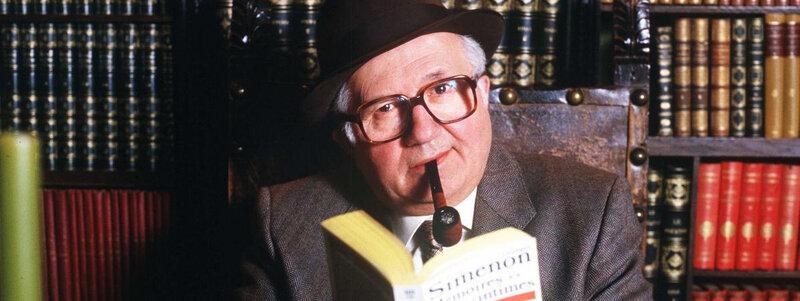 Le commissaire Maigret de retour à l'occasion d'une réédition de 103 ouvrages