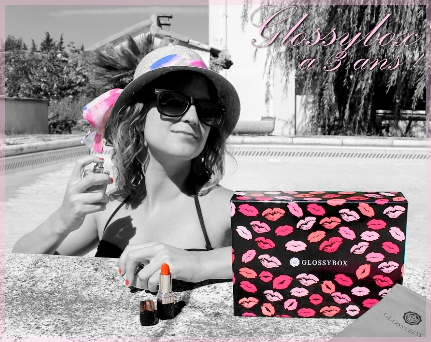 glossybox concours 3