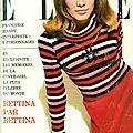13-décembre-1963-Couverture-Elle-Françoise-Hardy-par-Marc-Hispard-porte-une-robe-rayée-créée-par-Sonia-Rykiel-pour-la-boutique-de-son-mari-Laura