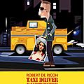 Taxi Driver d'Impression