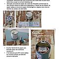 Diy : emballages cadeaux originaux avec des coupons tissus