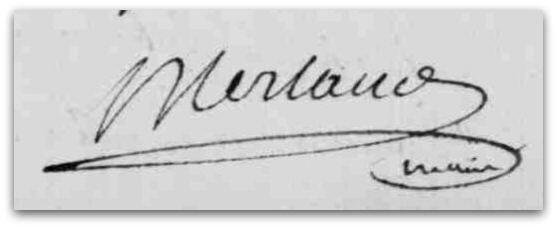 merland maire Soullans signature z