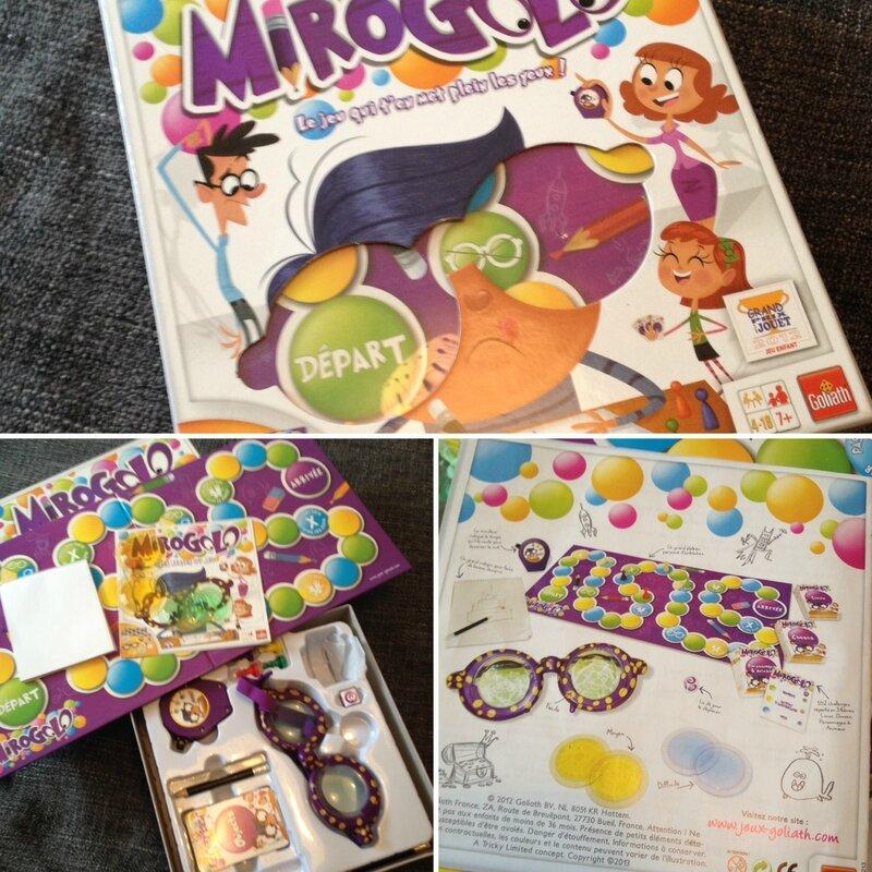 Mirogolo quasi-neuf (utilisé une seule fois) 7€