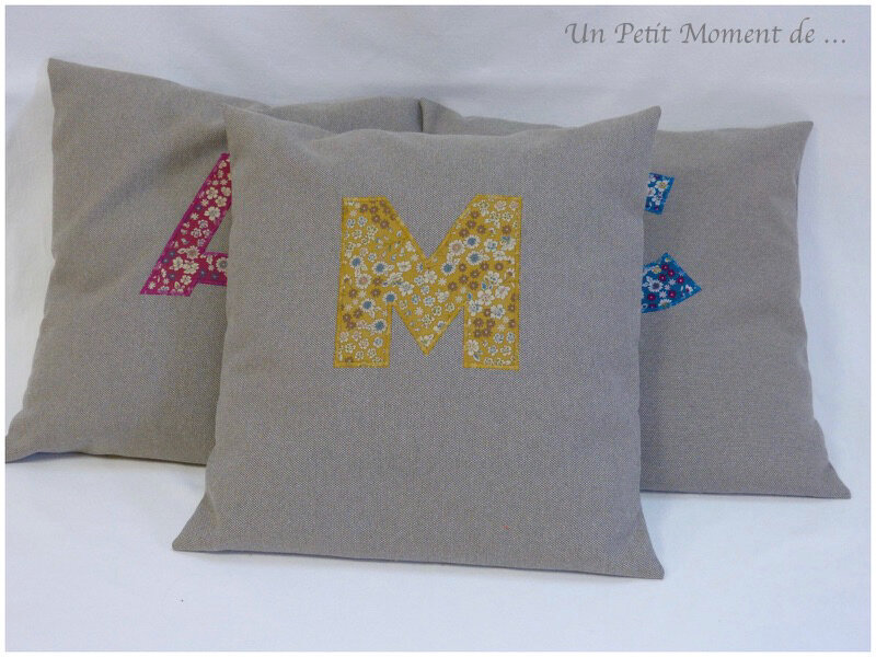 Coussin M