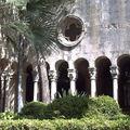 Dubrovnik -Le Monastère des Franciscains -le cloître