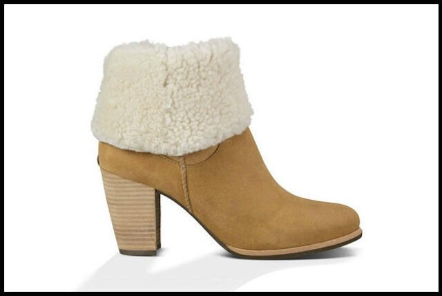 ugg australia charlee bottines fourrees 1