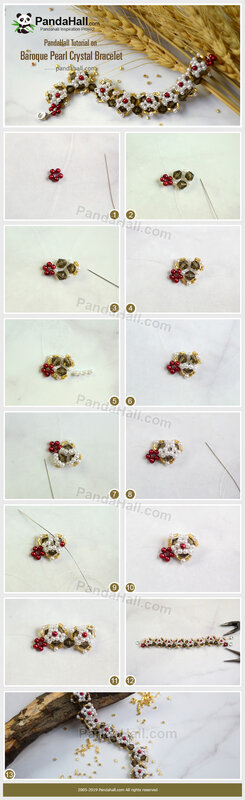 3-PandaHall-Tutorial-on-Baroque-Pearl-Crystal-Bracelet