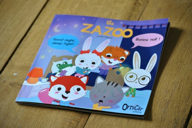 The Zazoo Livres Jeunesse Bilingues Anglais Francais L