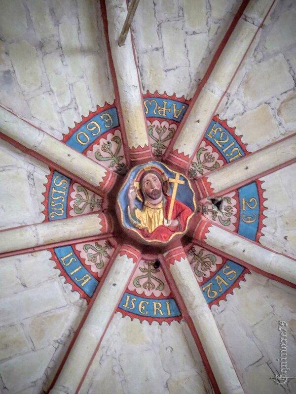 L'église Saint Michel, église paroissiale de Fontevrault IMG_7928