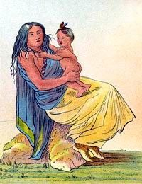 Osagewoman_and_child