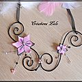 322 - Collier mariage