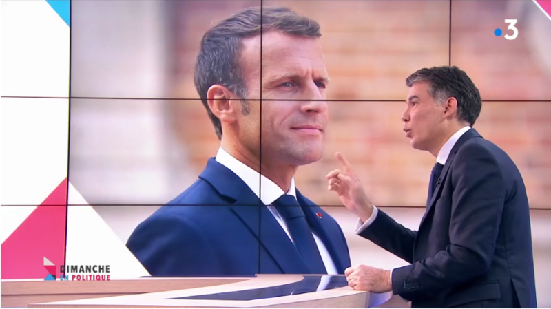 MACRON FAURE MEDIA DIXIT WORLD