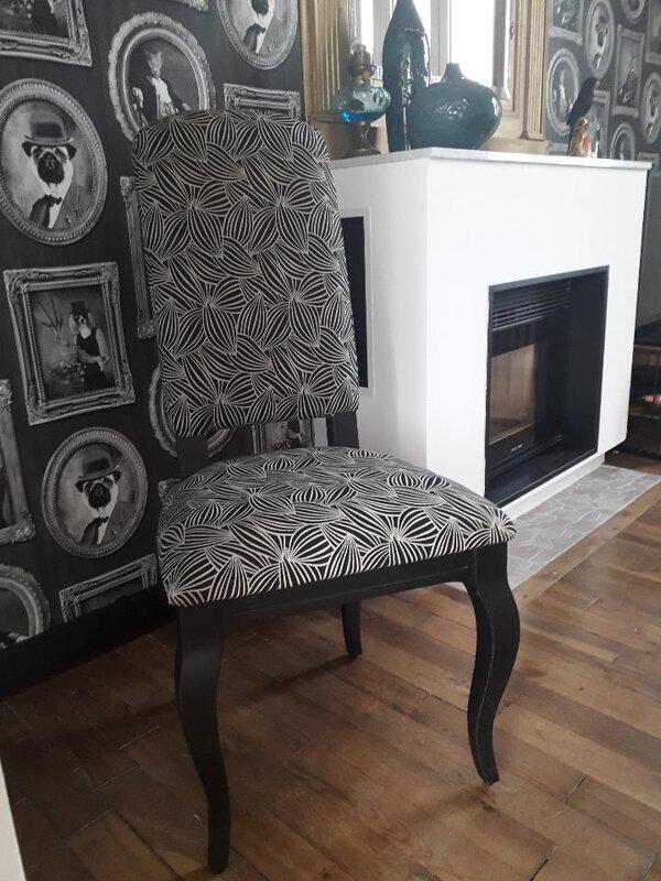 refaire une chaise à Lannilis côté sièges