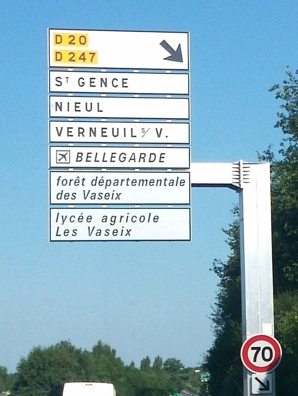 SaintGence RN141 enfin cadre
