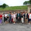 visite guidée des jardins suspendus juillet 09