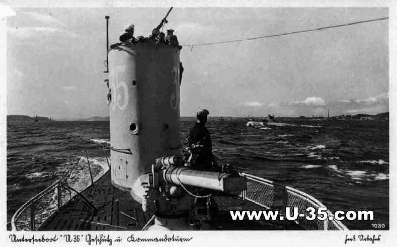 U-35 com1