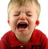 enfant colèret